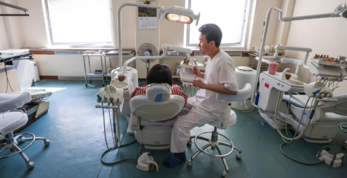 When North Korean doctors stood up to the government against overwork
