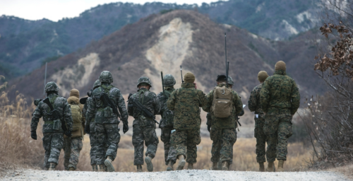 Scale of US-South Korea joint drills is a 'bilateral' decision: Pentagon