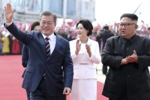 Washington, Beijing welcome surprise restoration of inter-Korean hotlines