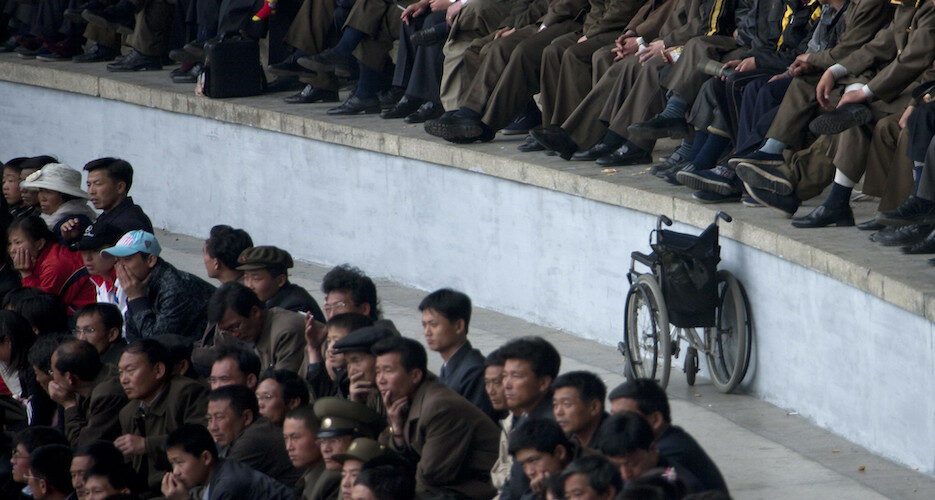 Prejudice, not just COVID, is behind DPRK's expected absence from Paralympics