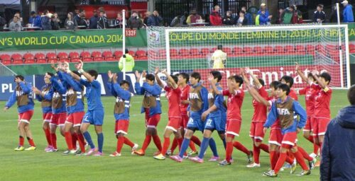 North Korea withdraws from 2022 Asian Cup soccer tournaments