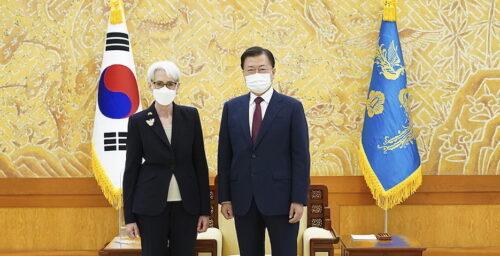 US, South Korea to work toward 'diplomacy and dialogue' with North Korea
