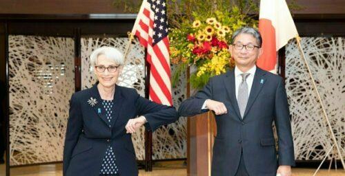 Top US official begins Asia tour stressing denuclearization of Korean Peninsula