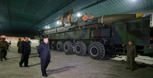 Nearly half of Americans seriously concerned about DPRK's nuclear program: poll
