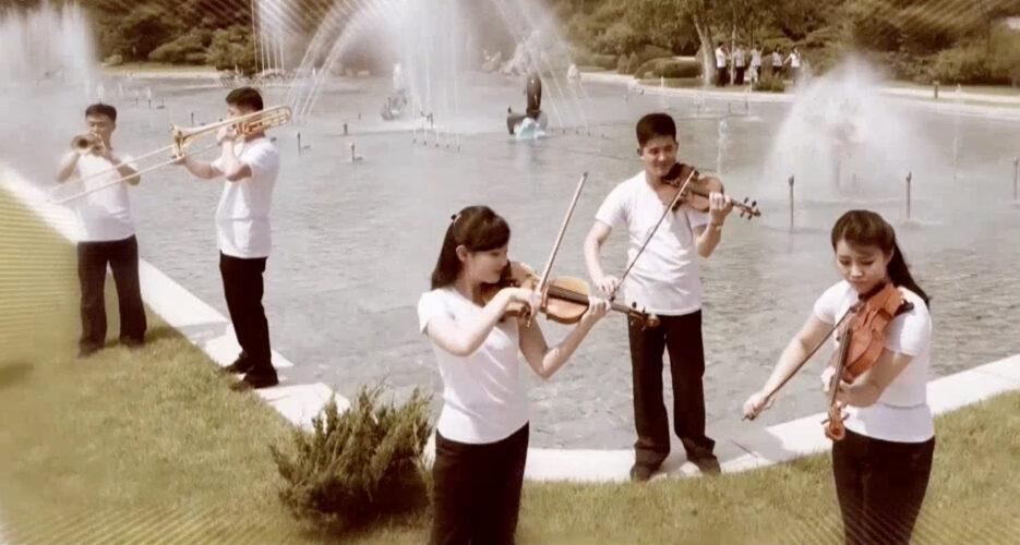 Kim Jong Un's young propaganda musicians enjoy access to key Pyongyang palaces