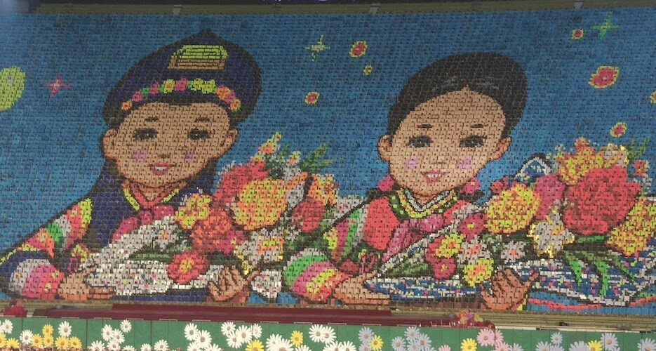 A lack of flights, hotels is holding back North Korean tourism