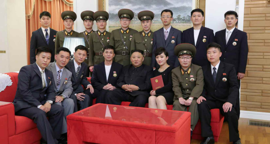 Kim Jong Un pushes new musical propaganda campaign as young artists awarded