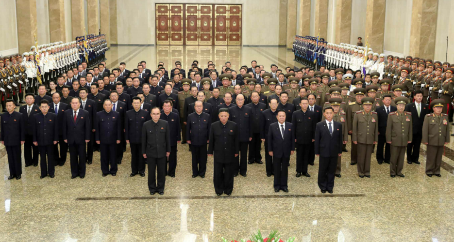 Top military official confirmed out as Kim Jong Un makes key holiday appearance