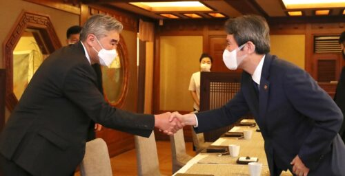 Top US official says Washington seeking bilateral talks with Pyongyang
