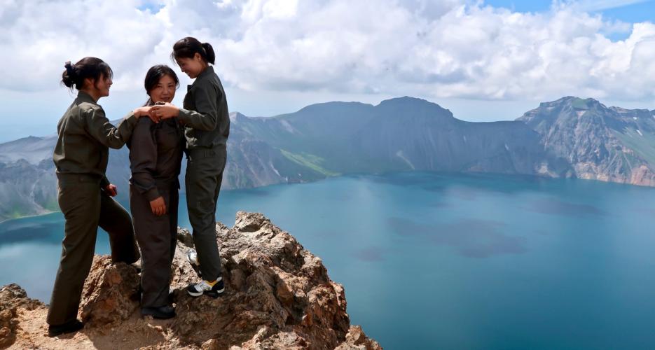 Homestays and adventure travel at far-flung North Korean destinations