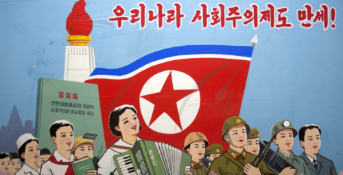North Korea lost the war of ideas a long time ago