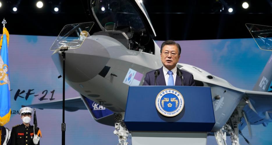 Continuing arms race between Koreas risks deepening security dilemma