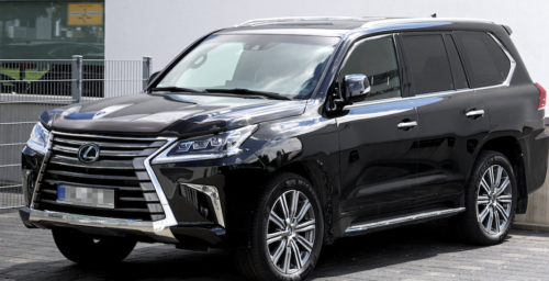 Amid economic crash, DPRK tried to import $1 million in Lexus vehicles in 2020