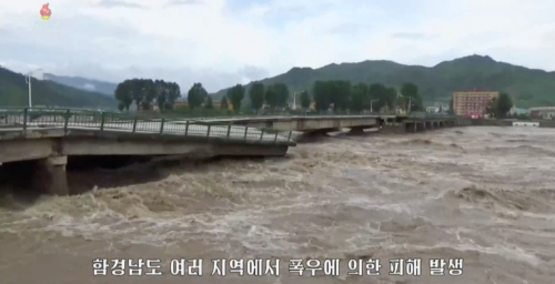 Kim Jong Un orders disaster relief days after major flooding hits North Korea