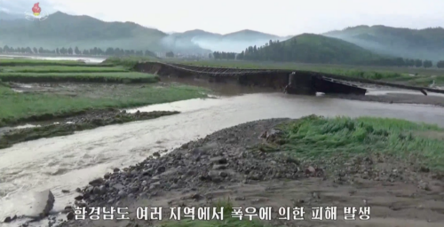 North Korea creates 'central command team' for flood damage recovery