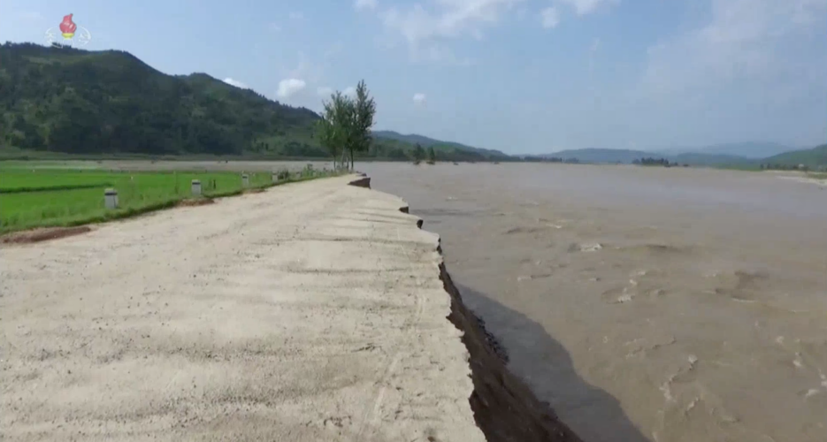 North Korea ignores some areas, favors others in latest flood recovery efforts