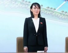 Kim Yo Jong dangles possibility of inter-Korean summit, end-of-war declaration