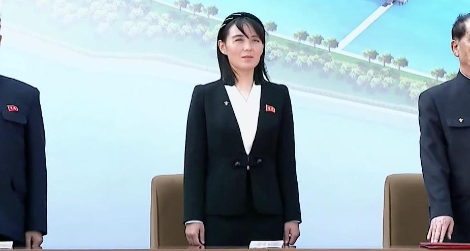 Kim Yo Jong promises nuke buildup, demands US military leave South Korea