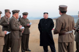 North Korea launches projectile off its east coast: JCS