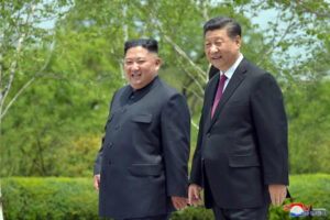How Xi Jinping's growing personality cult differs from Kim family worship