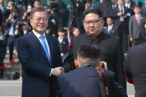 Formally ending the Korean War would be 'premature,' Pyongyang says