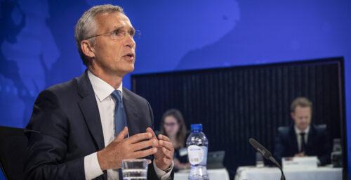 NATO accuses North Korea of 'spreading dangerous technology'