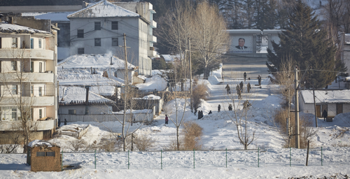 Chinese city bordering North Korea cracks down on 'illegal' foreigners