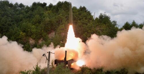North Korea blames US anti-DPRK rhetoric for preventing return to dialogue