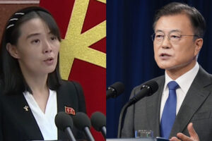 Kim Yo Jong slams Moon for calling North Korea's missile tests 'provocative'