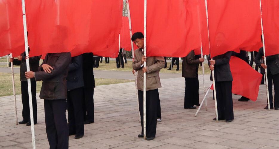 Preparations ramp up for North Korean military parade in Pyongyang