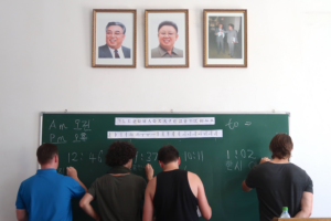 Combining travel and education on a North Korea study tour