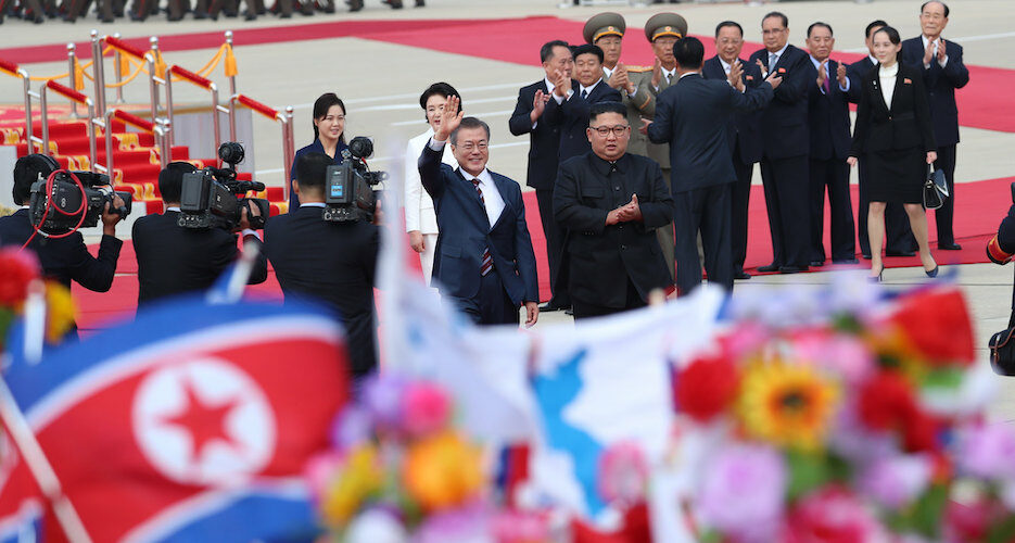 South Korean support for reunification drops to record low, poll finds