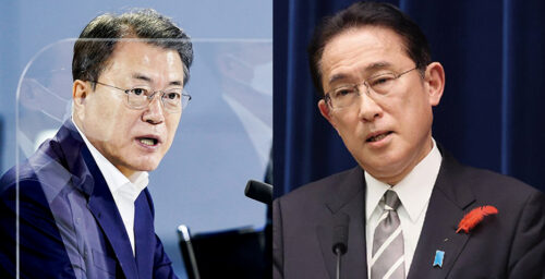 North Korea calls Seoul 'spineless' for seeking cooperation with Japan