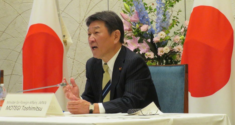New Japanese government reaffirms commitment to North Korean denuclearization