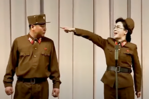 Jesters in the king's service: Standup comedy in North Korea