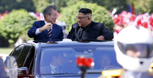 North Korea answers inter-Korean hotline for first time in nearly 2 months