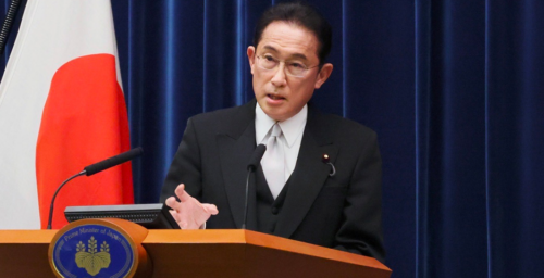 Japanese leader says North Korean nuclear development 'absolutely unacceptable'