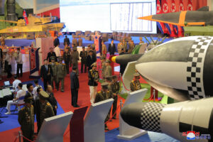 North Korea closes weapons expo after 10 days, says event generated 'new ideas'
