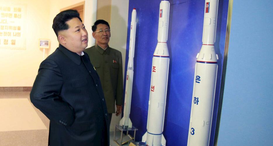 North Korea boasts of 'full-scale' work towards new space capabilities
