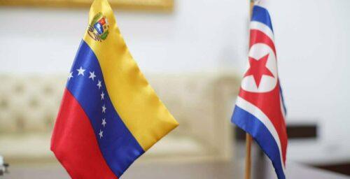 Venezuelan ambassador to North Korea dies from COVID-19: reports