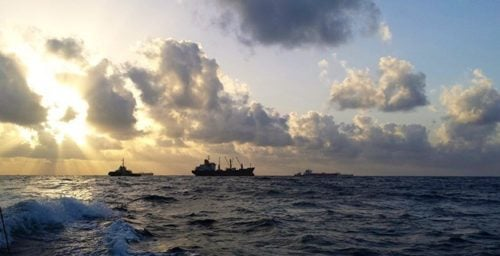 North Korea demands return of ship impounded in Mexico