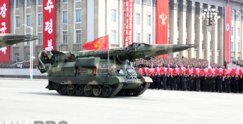 A North Korean anti-ship ballistic missile? Not quite yet
