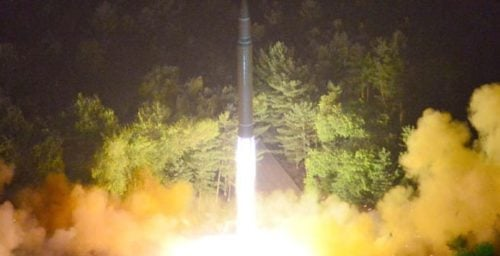 How close is North Korea to fitting a warhead on a missile?