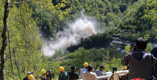 North Korea's controlled demolition at Punggye-ri: some key points