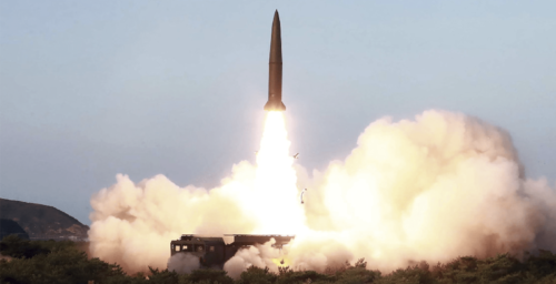North Korean missile experts suspected of supporting Iran's weapons programs: UN