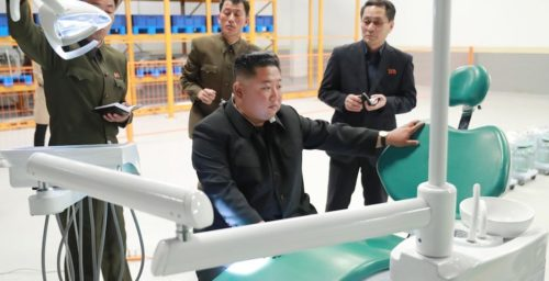 NGO granted permission to bring South Korean medical equipment into North