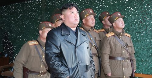 North Korea's two-pronged approach: reading missiles and Kim Yo Jong's statement