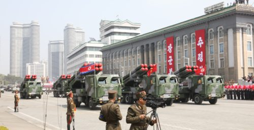 North Korea's nuclear program carries on, but it's getting even harder to track