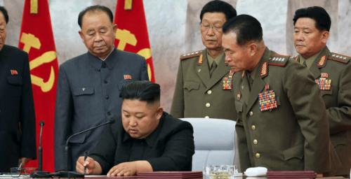 After key promotions, Kim Jong Un's power over North Korea may be diminishing