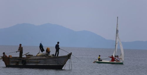 Overfished: Why North Korea leaves behind 'ghost ships' and turns a blind eye